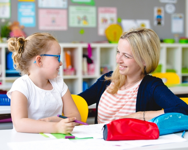What are specialized learning services?
